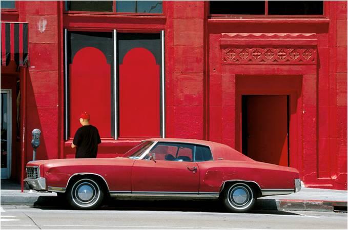 Los Angeles 2001© Franco Fontana
