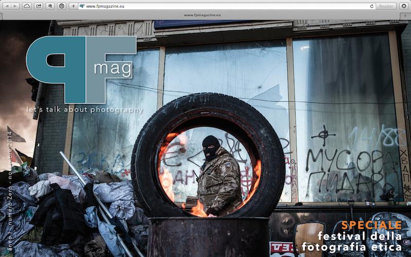 La cover di FpMag