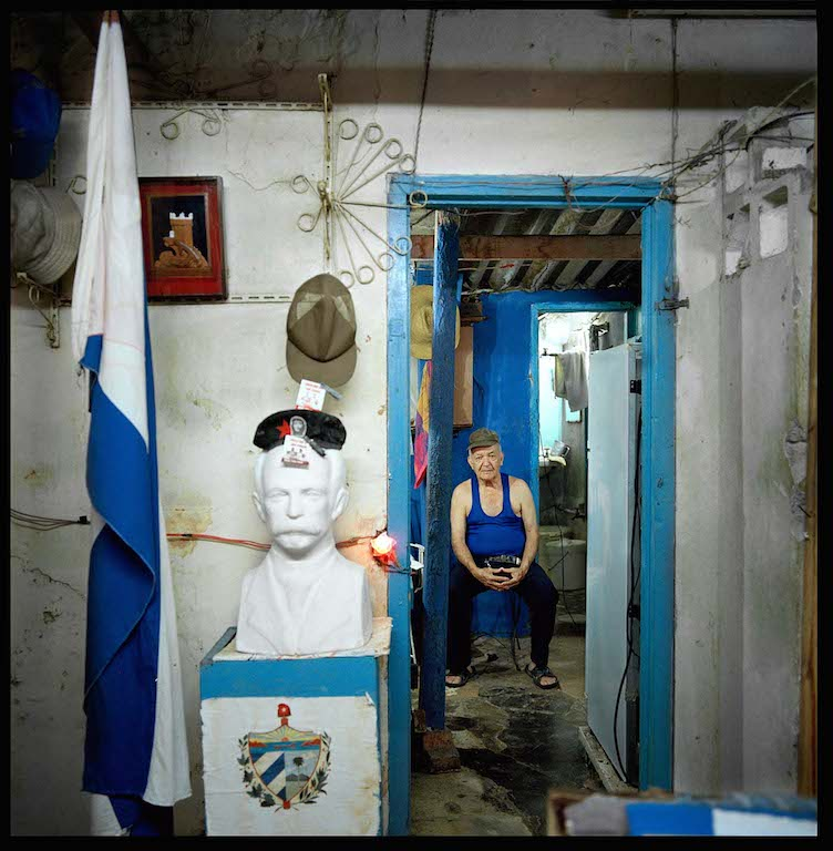 Carolina Sandretto - Untitled, Vivir Con... 2014 - 43x55cm