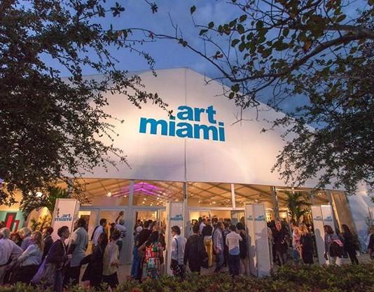Art Miami & ContextArtMiami 2014