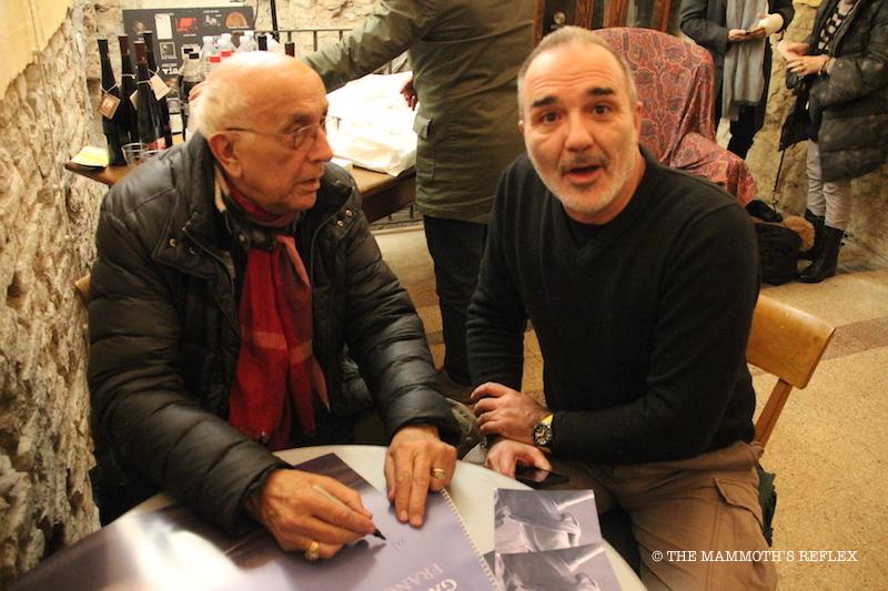Franco Fontana e Gabriele Rigon