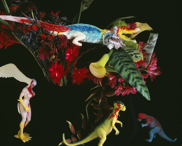 qARADISE, 2014 © Courtesy Nobuyoshi Araki in collaboration with Galerie Alex Daniëls – Reflex Amsterdam
