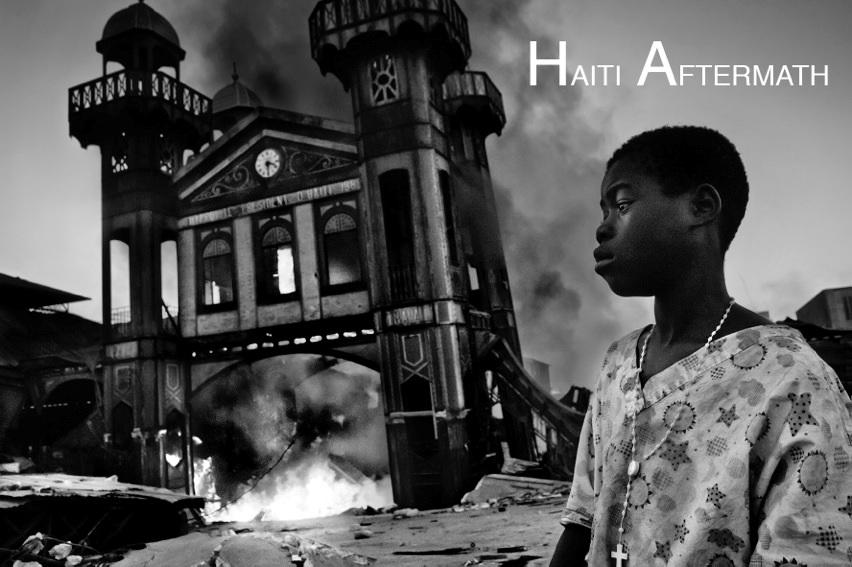 haiti aftermath riccardo venturi finanziamento progetto