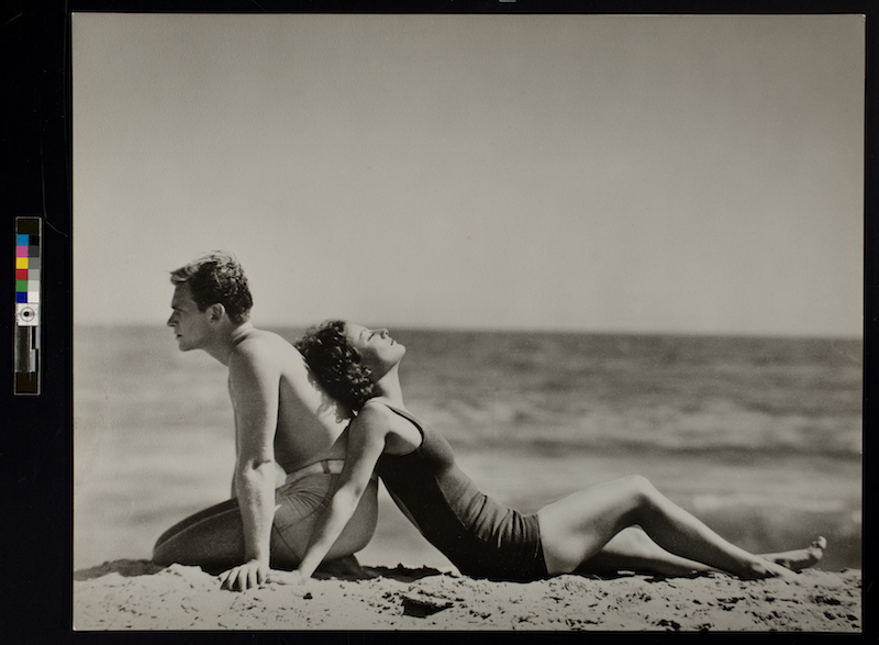 Nickolas Muray Douglas Fairbanks Jr. e Joan Crawford, 1929 Stampa in gelatina d'argento, cm 27 x 34.4 George Eastman House New York, USA