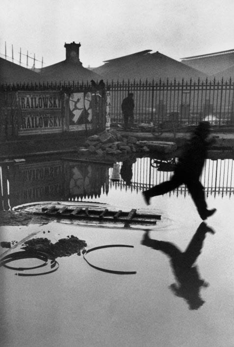 ietro la stazione Saint-Lazare, Parigi, 1932. © Henri Cartier-Bresson/Magnum Photos-Courtesy Fondation HCB