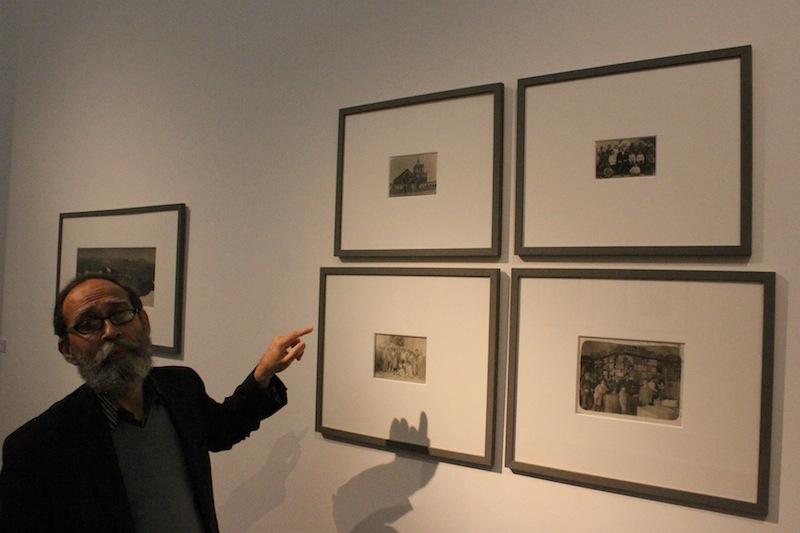 Villacorta racconta la mostra modenese
