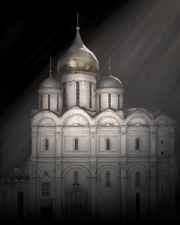 Irene Kung, Cathedral of the Archangel, Moscow, 2014