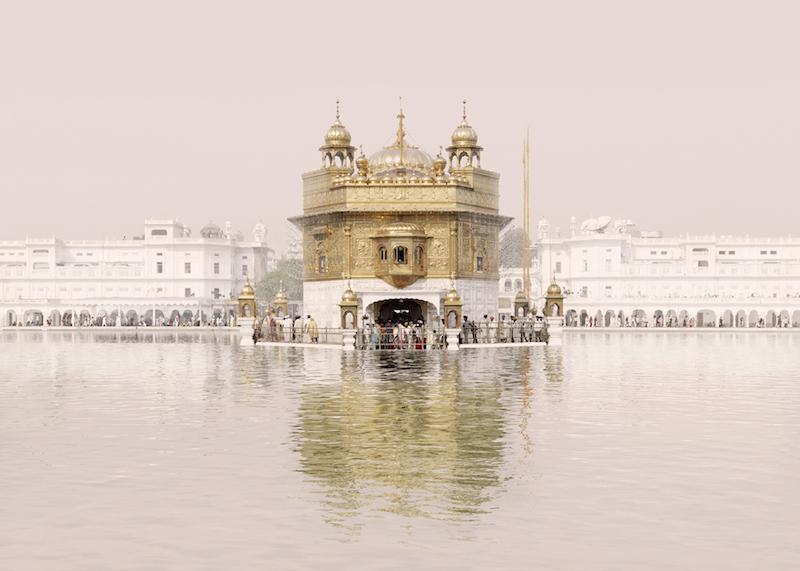 Irene Kung, Golden Temple, Amritsar, 2014