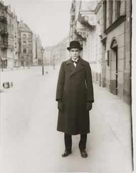August Sander in mostra a Modena per il Giorno della Memoria