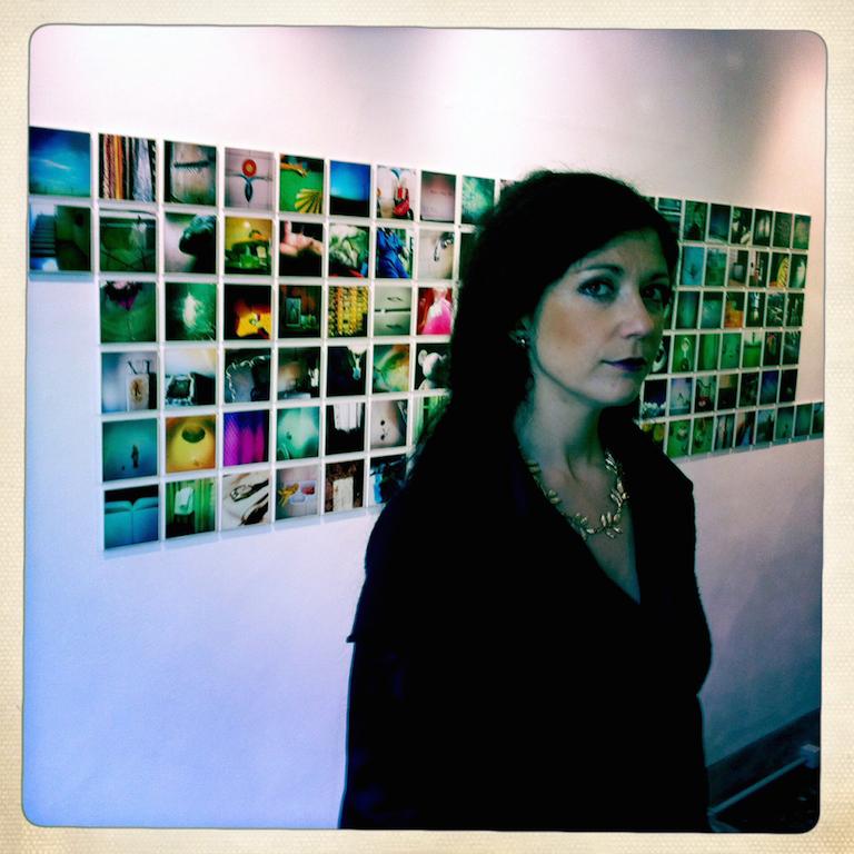 Loredana DePace, ritratto di Guido Martinez