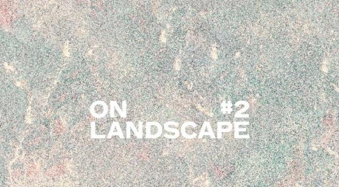materia galleria cerca autori di libri sul paesaggio locandina