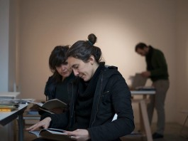 On Landscape Project mostra materia gallery roma