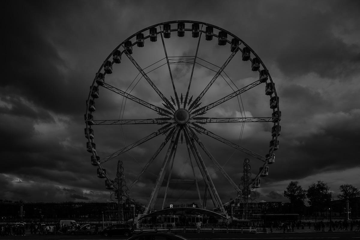 Dark Cities, Daniele Cametti Aspri