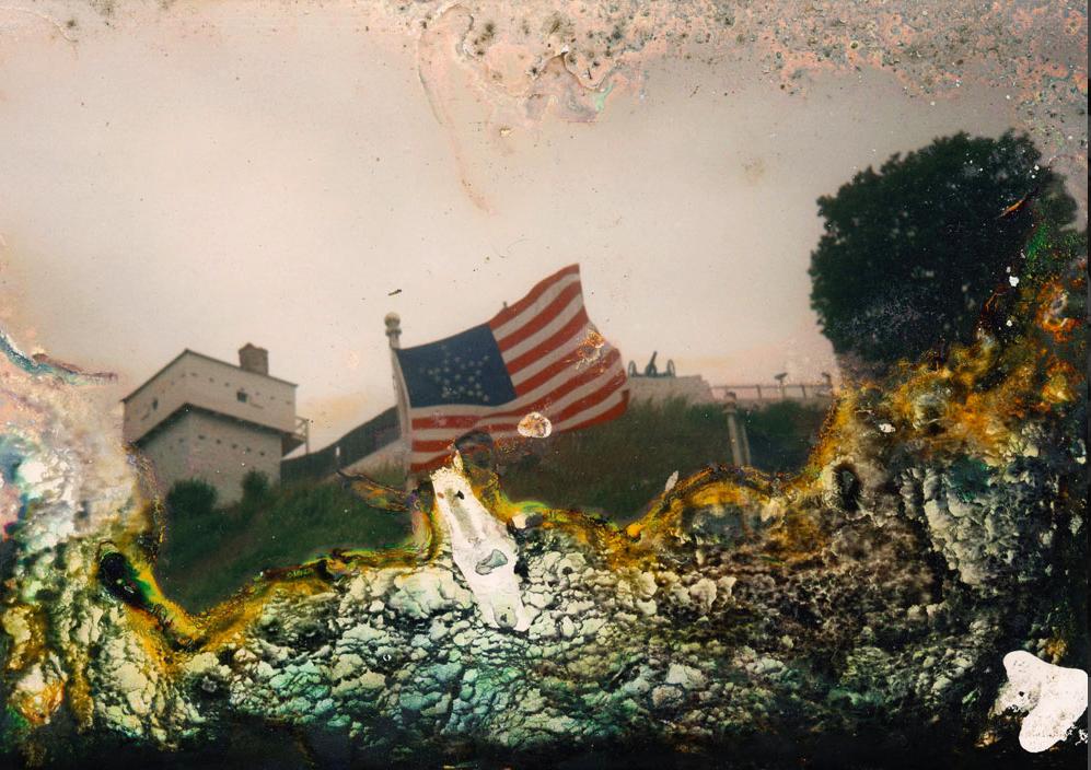 Untitled, Found Photos in Detroit USA, Detroit, 1970 - 1990 © Arianna Arcara & Luca Santese Collection