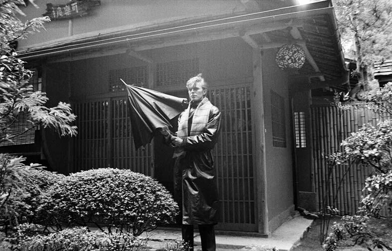© Photo by Sukita, The Same Old Kyoto, 1980