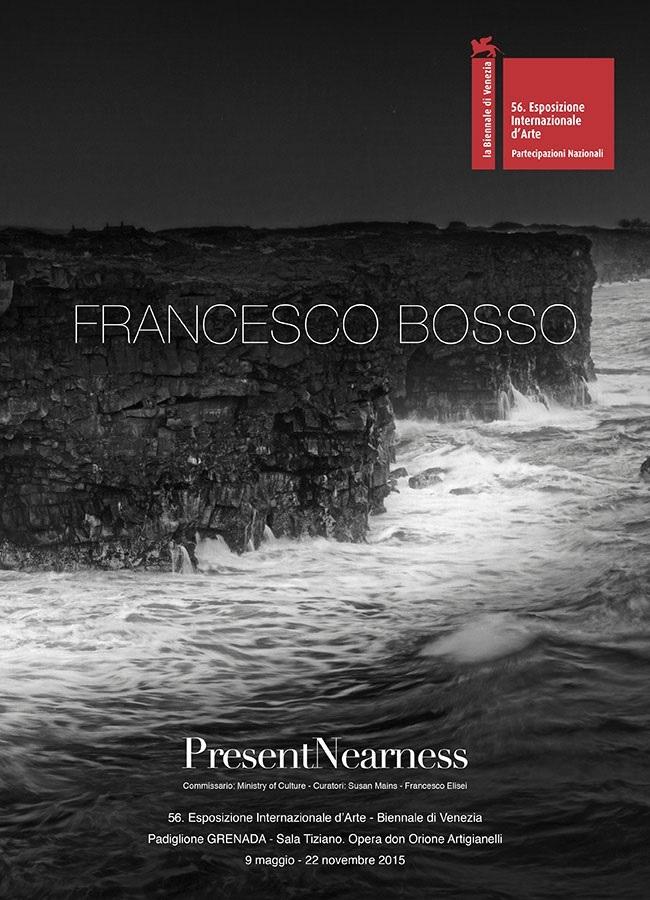 Francesco Bosso_Invito Opening Biennale Venezia 2