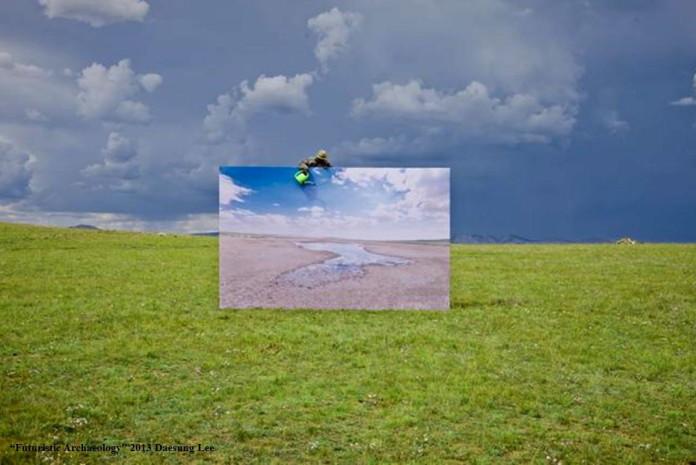 Water e land Grabbing a Amy Arte Spazio milano