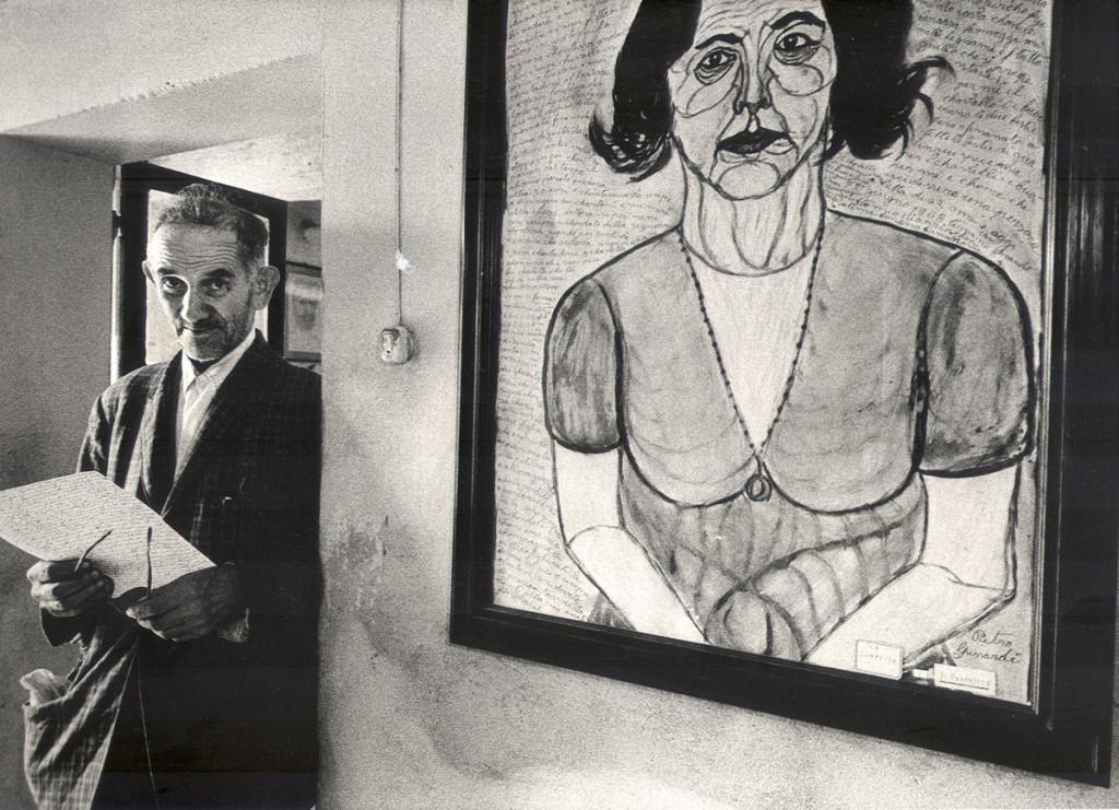 Gianni Berengo Gardin - Casa Museo Ghizzardi