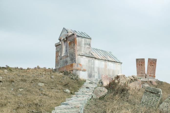 Journey To Armenia di Silvia Camporesi