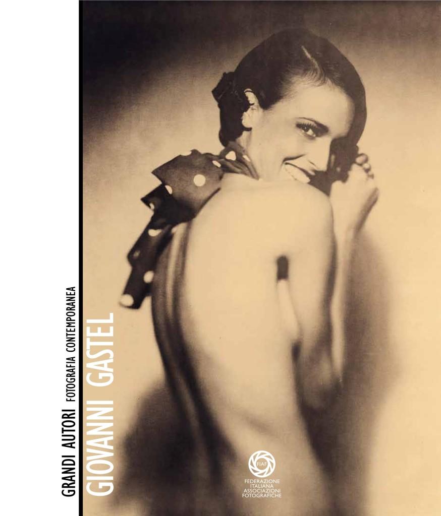 la cover del volume dedicato a Gastel