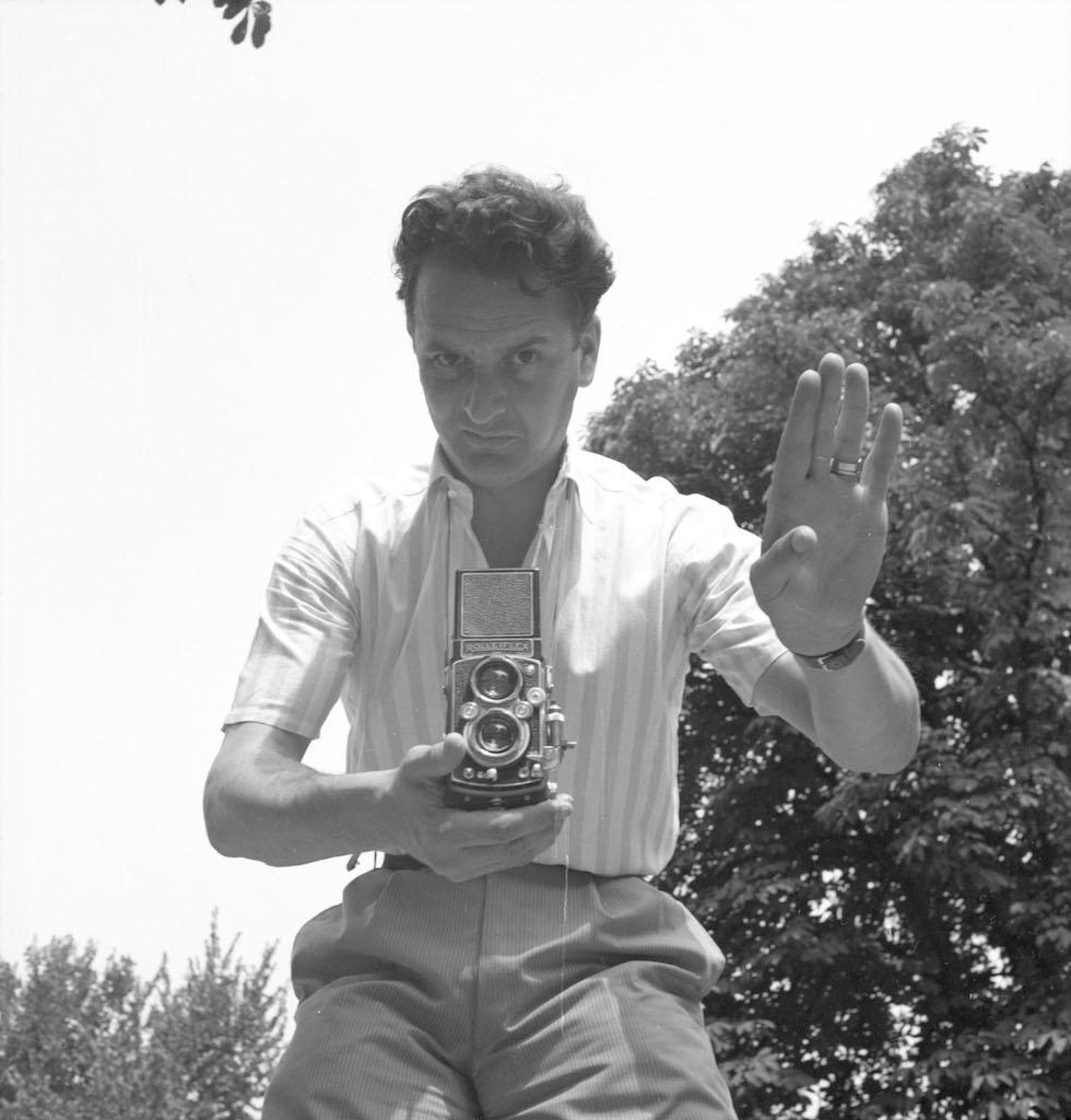 Antonio Cesano, 1949, Federico Patellani © Federico Patellani - Regione Lombardia / Museo di Fotografia Contemporanea