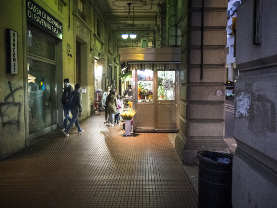 Bologna negli scatti di Diego Cicionesi