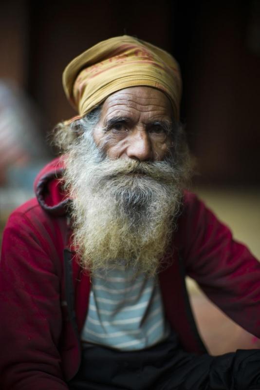 Pashupatinath Nepal 2013 © Andrea Bernesco