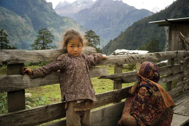 Scoprire il Nepal con Andrea Bernesco
