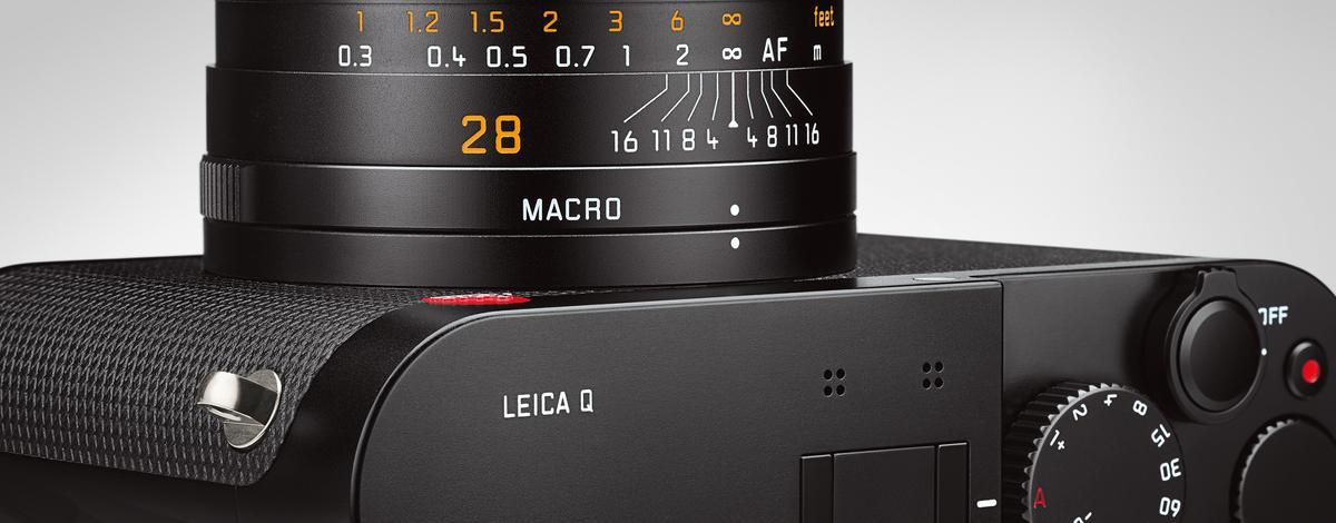 LEICA Q details
