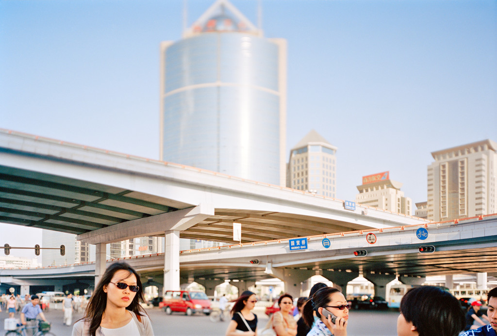 Beijing, China, 2001 da/from: NotSoFarEast 2001 © Olivo Barbieri