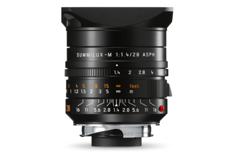 Summilux-M 28 mm f/1.4 ASPH.
