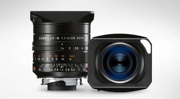 nuovo Summilux M 28mm f/1.4 ASPH leica