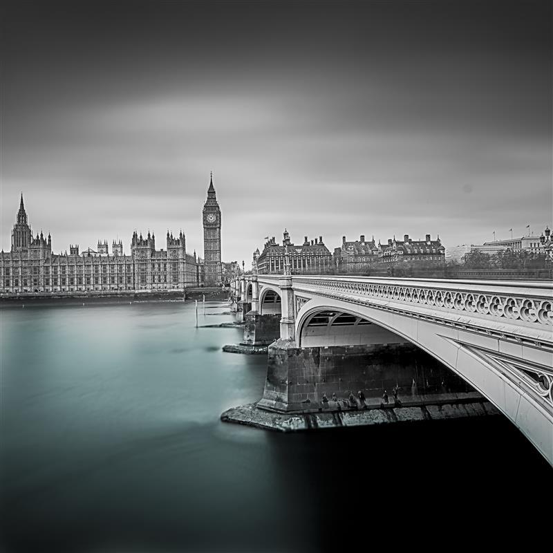 Westminster Bridge by picker Sonni Modi