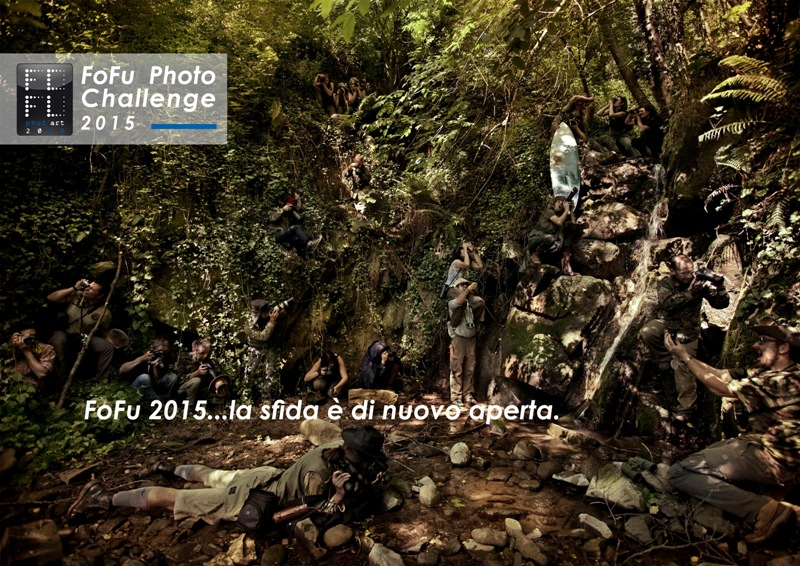 fofu photo challenge 2015 aperte iscrizioni