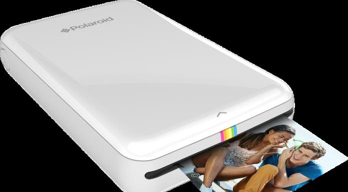 Zip Polaroid Photoprinter