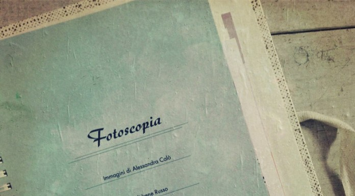 fotoscopia libro d'artista alessandra calò