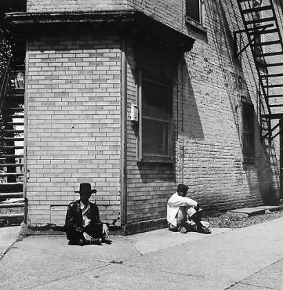 Lower West Side vista da Milton Rogovin