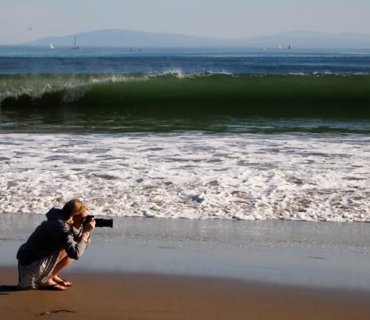 Foto da spiaggia rimedi ad una catastrofe