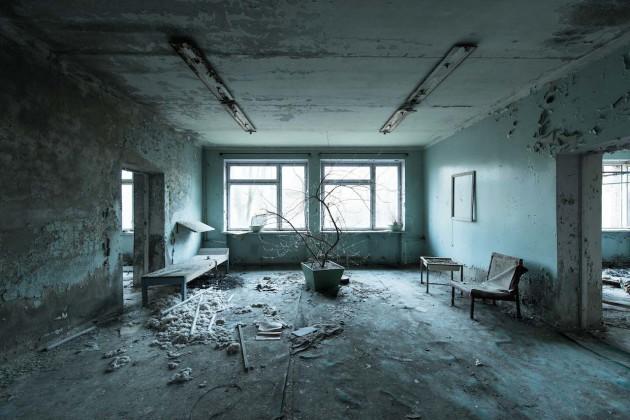 abandoned places fotografie di david de rueda