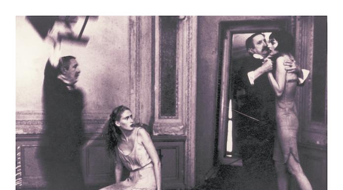 Film(ic) il confine tra cinema e fotografia