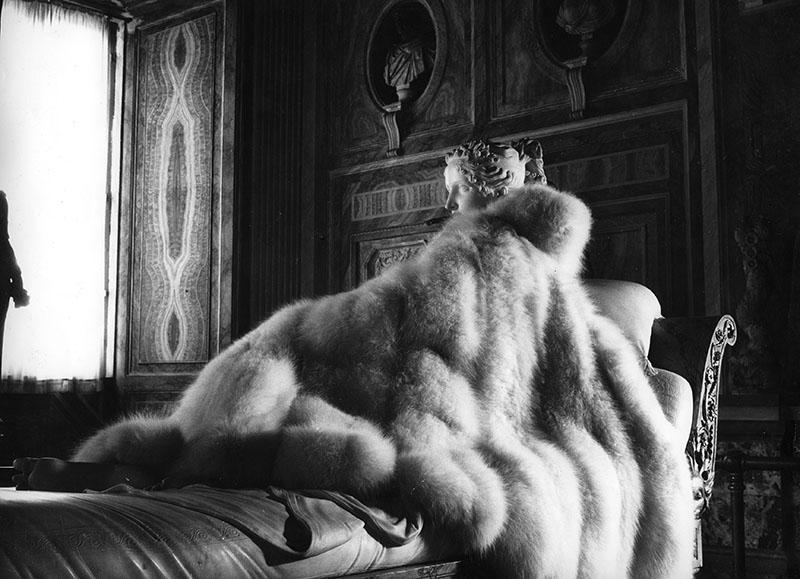 Galleria Borghese vestito Balzani 1947