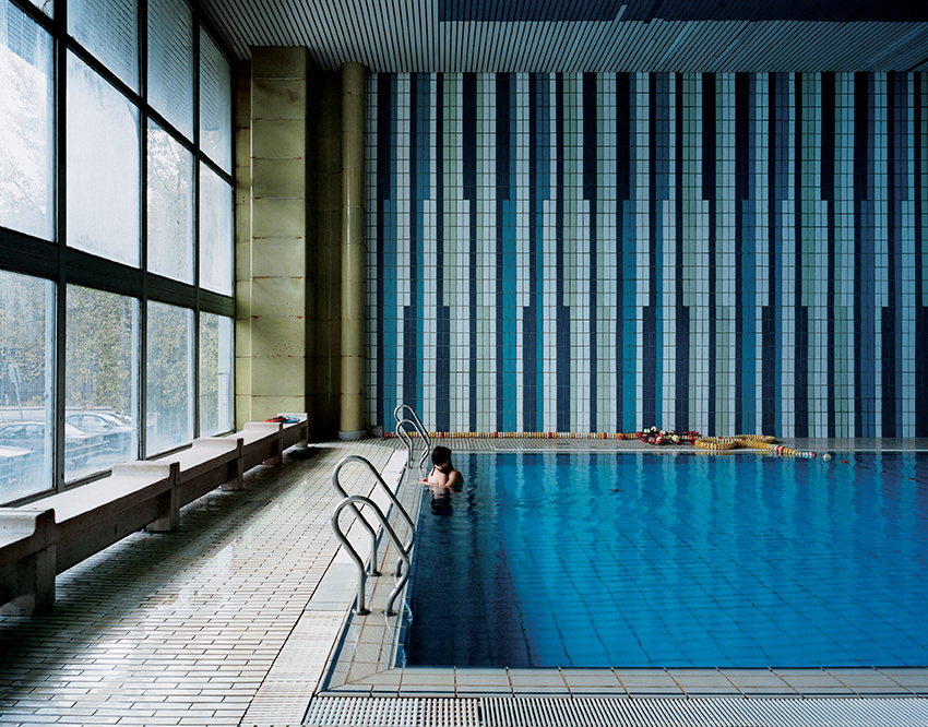le fotografie di Tomoko Yoneda in mostra alla Grimaldi Gavin
