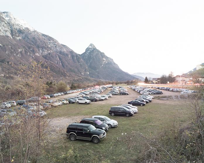 Sergio Camplone from Breviario di un paesaggio incompleto, realized in collaboration with CALAMITA:À