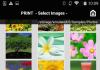 La nuova app Canon per lanciare la stampa dallo smartphone