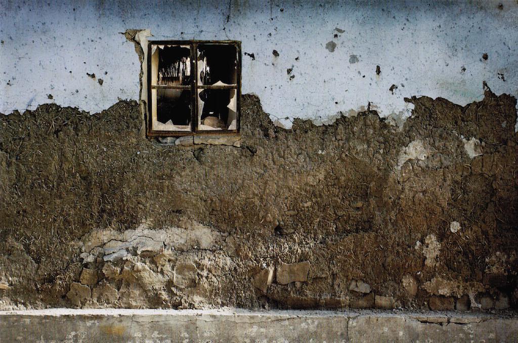 ©Abbas Kiarostami The wall 38, 2010 Stampa a getto di inchiostro su carta Fine Art Epson Edizione 1 di 5 Cm 57.0x89.0