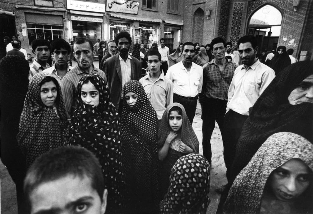 Gabriele Basilico, Dalla serie Iran 1970, Qom Iran