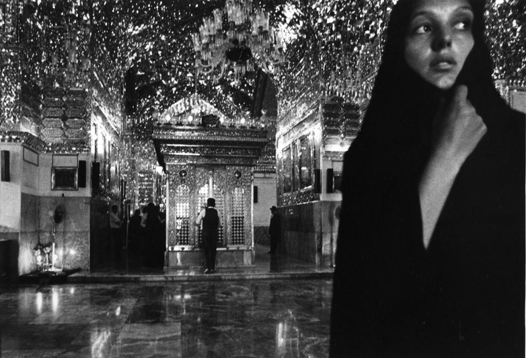 Gabriele Basilico, dalla serie Iran 1970, Shiraz Iran