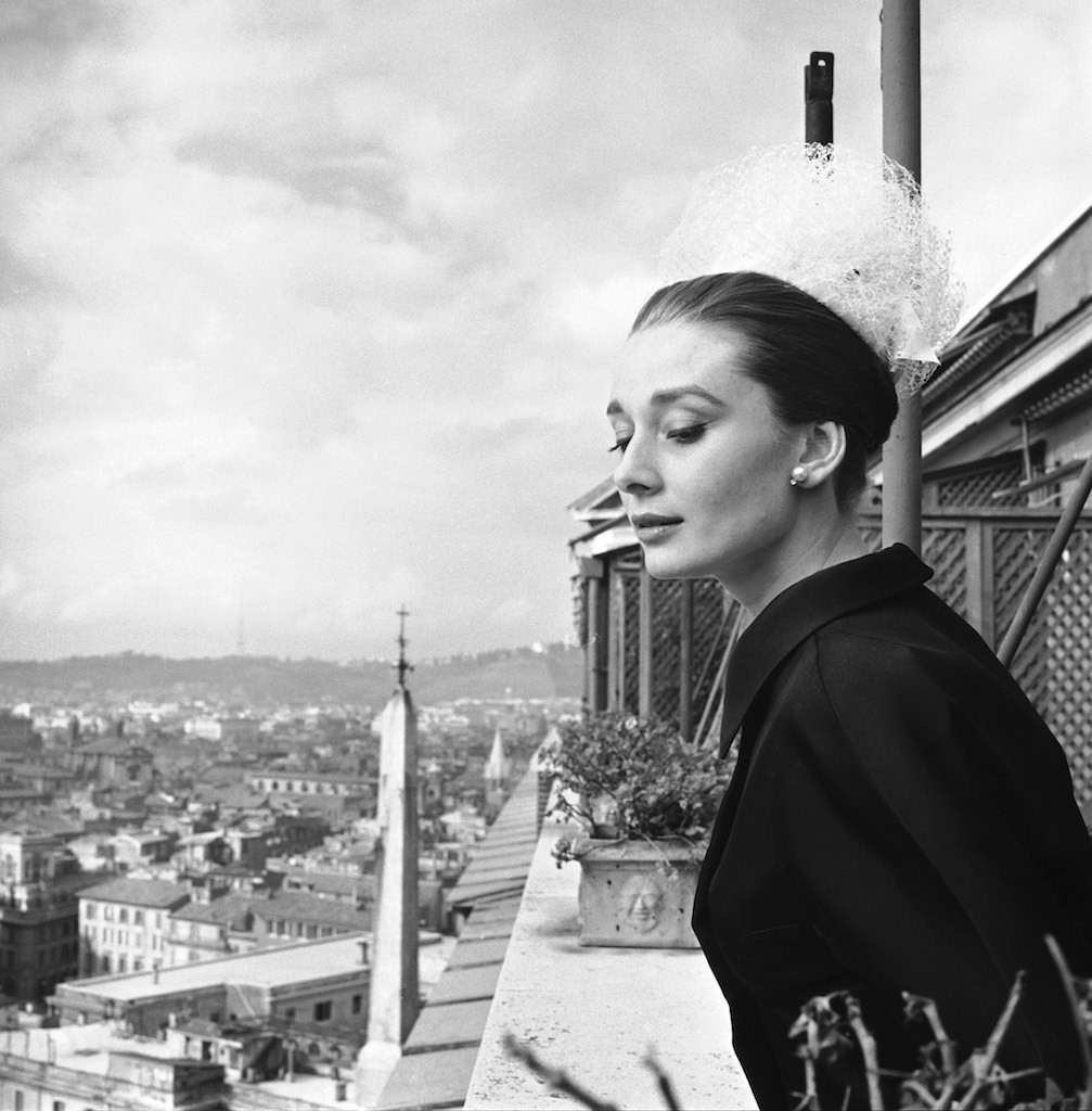 Audrey Hepburn in Rome by Cecil Beaton, 1960 ©The Cecil Beaton Studio Archive at Sotheby's
