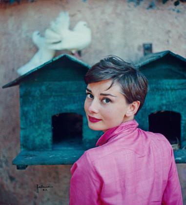 Audrey Hepburn mostra national gallery di londra
