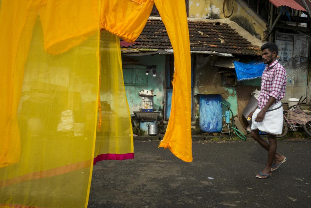 A Milano la mostra con i colori dell'India di Alex Webb